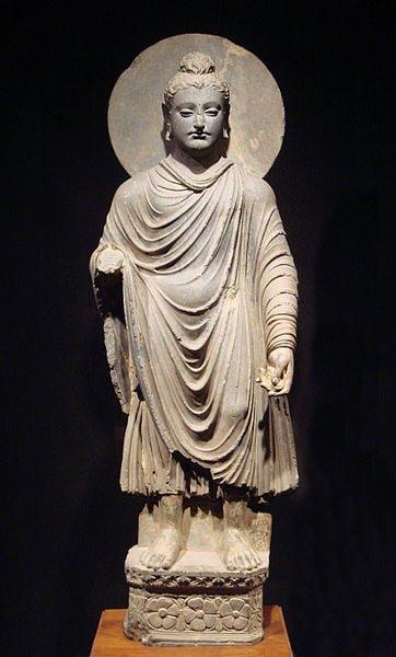 ガンダーラの仏陀(1~2世紀)